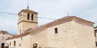 Iglesia parroquial dedicada a Santiago Apóstol.