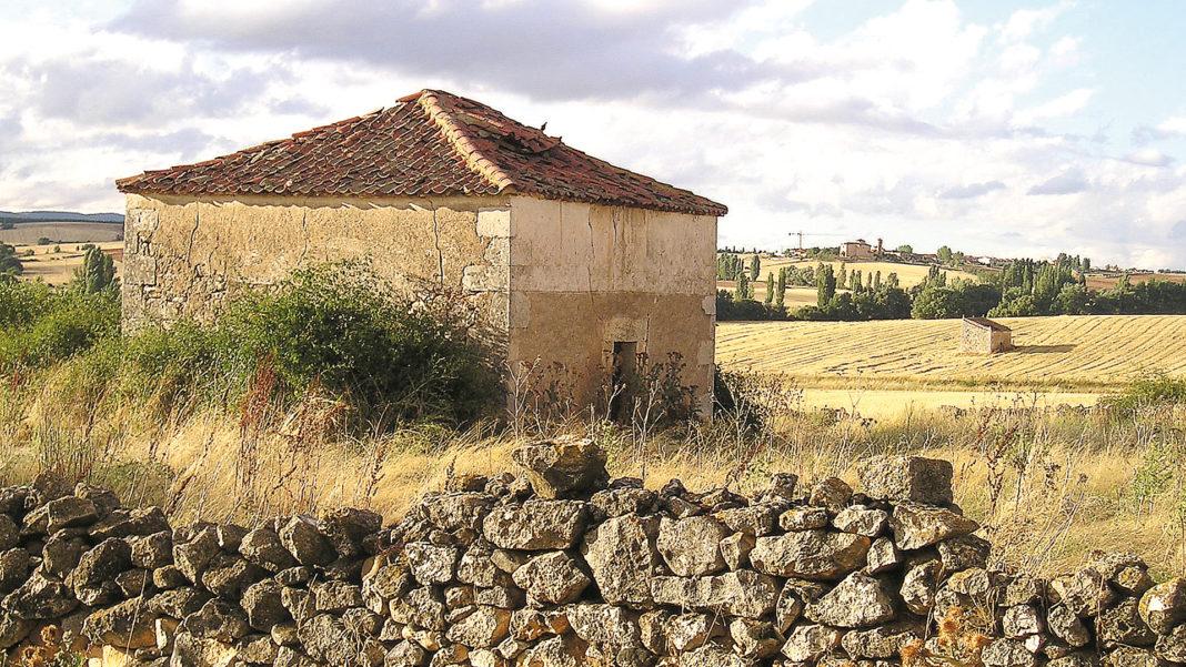 Palomar en Aldeanueva del Campanario.