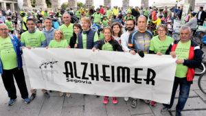 Primer triunfo de etapa en la carrera hacia el Centro Alzhéimer