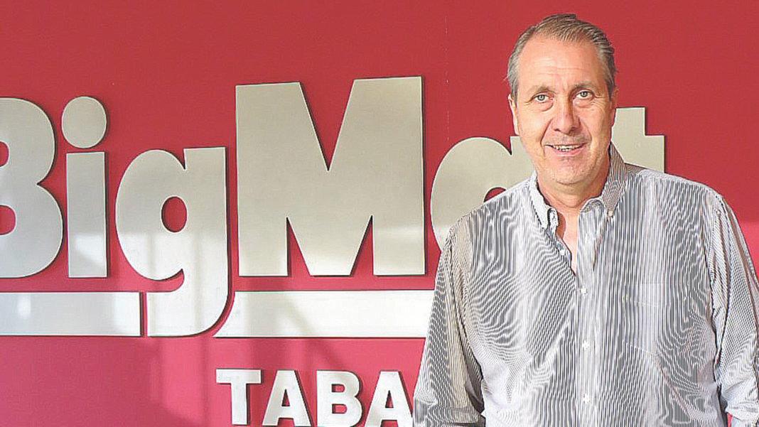 Fernando Tabanera, BigMat Tabanera.