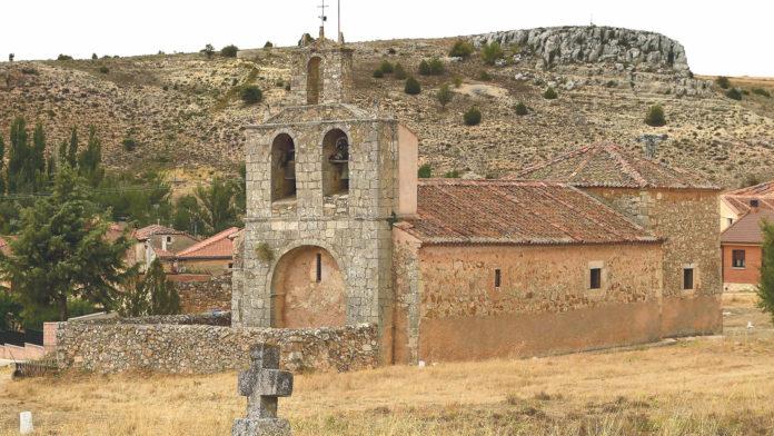 Iglesia parroquial de Santa Cecilia.