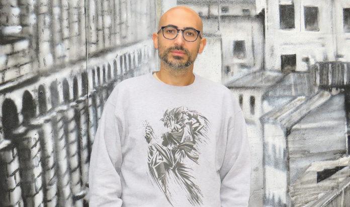 Sergio Jiménez, Graffiti Media, aplicaciones decorativas y publicitarias