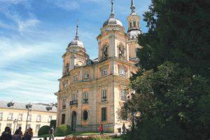 Colegiata del Real Sitio de San Ildefonso de La Granja