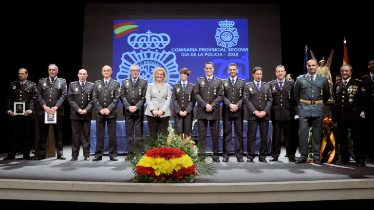 Fiesta de la Policía Nacional