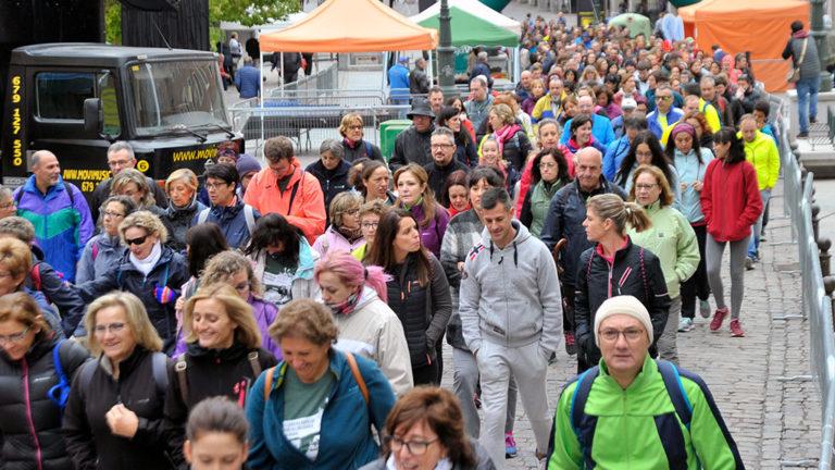 Marcha Solidaria Caja Rural