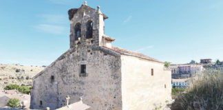 Iglesia parroquial de San Miguel Arcángel.