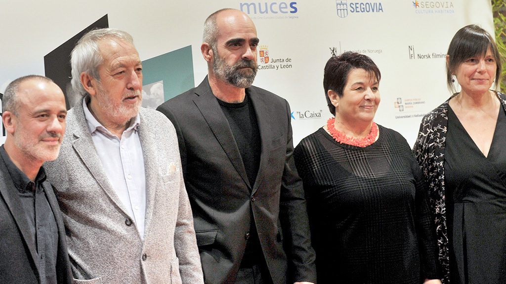 Luis Tosar y los caminos del cine