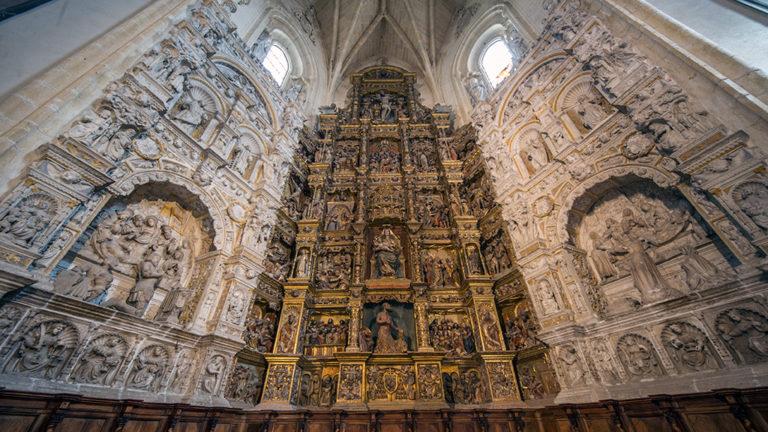 El BOE publica el desistimiento de la restauración del retablo del Parral