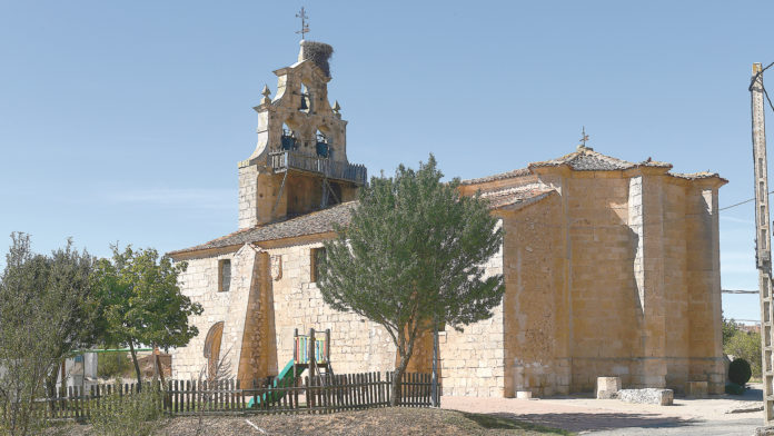 Iglesia parroquial de San Pedro Apóstol.