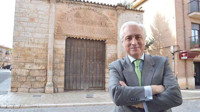 José Luis Concepción, presidente del Tribunal Superior de Justicia de Castilla y León.
