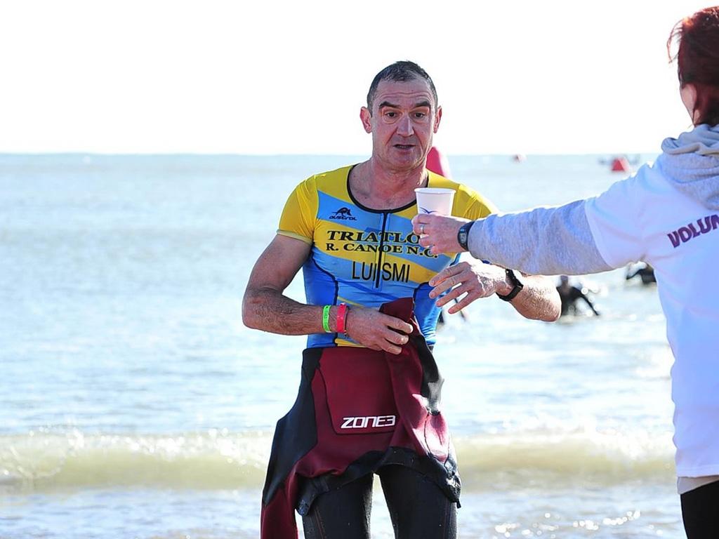 Luis Miguel Gómez, campeón del Mar del Plata