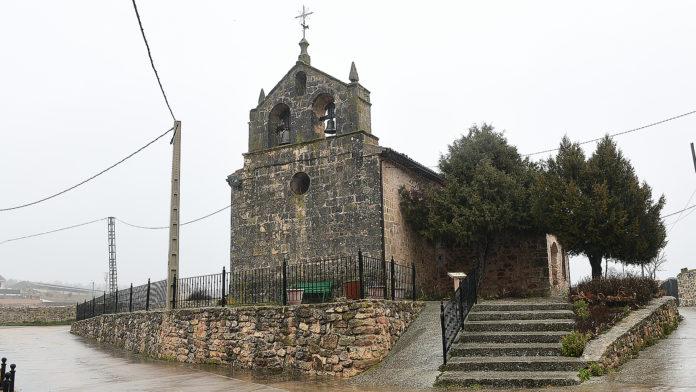 Iglesia dedicada a San Juan Degollado.