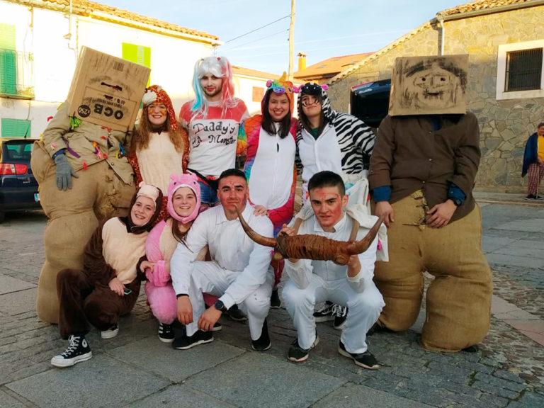 Carnaval en la provincia