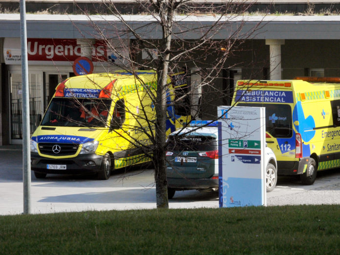 Hospital General Urgencias Guardia Civil