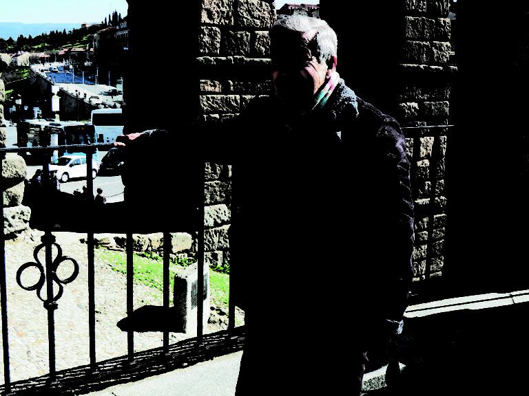 """""""Machado es el hombre de las soledades, del silencio, del misterio…"""""""