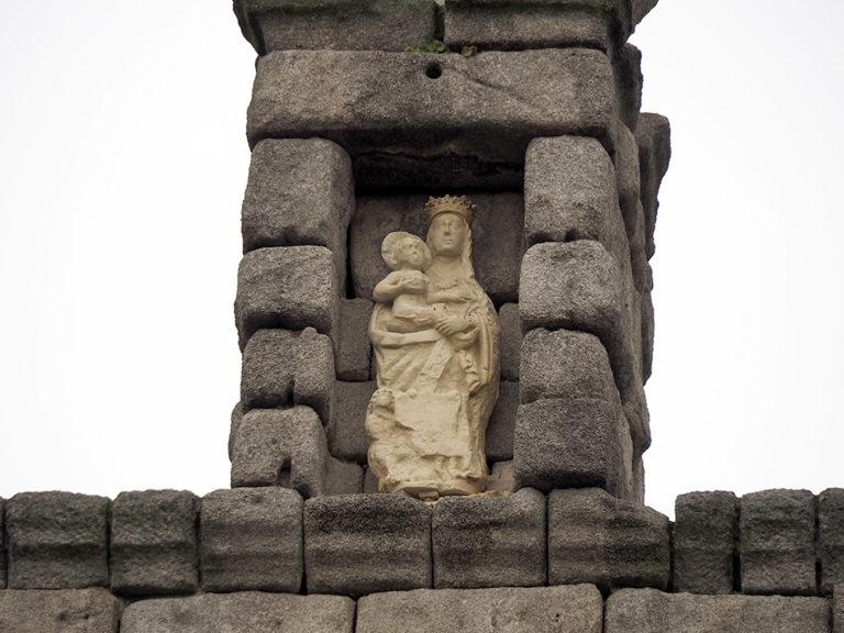 500 años de la Virgen en el Acueducto