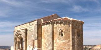 Imagen de la ermita de San Miguel de Sacramenia. /E. A