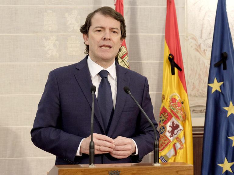 """Mañueco: """"Las autonomías son eficaces para impulsar España"""""""