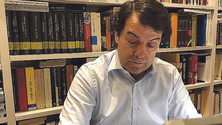 Mañueco destaca la coordinación entre las entidades sociales