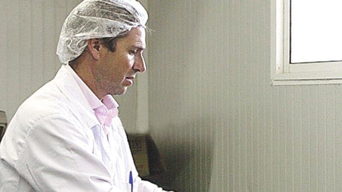 José Ramón Marinero, gerente de la Marca de Garantía del Cochinillo de Segovia (PROCOSE).