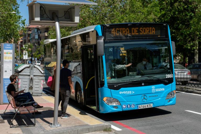 El reajuste del servicio de autobuses, en peligro por la crisis sanitaria