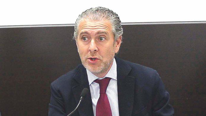 Andrés Ortega García, Presidente de la Federación Empresarial Segoviana.
