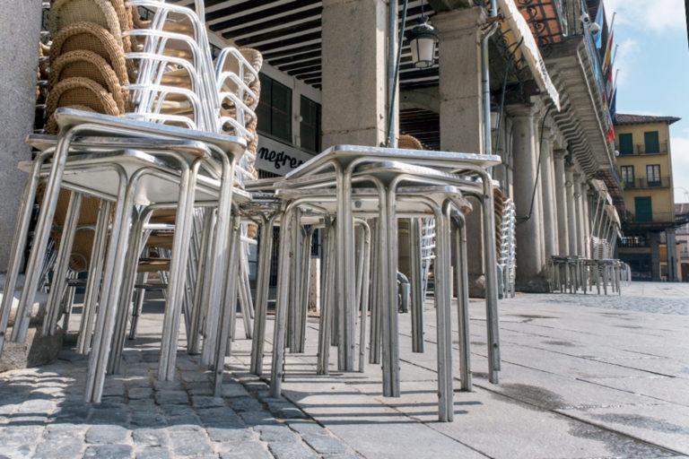 El Ayuntamiento, abierto a la ampliación de las terrazas