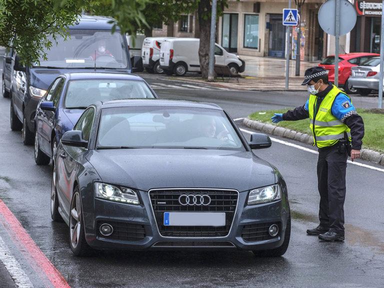 """Policía Local detecta una """"relajación"""" de las medidas de protección con la fase 0"""