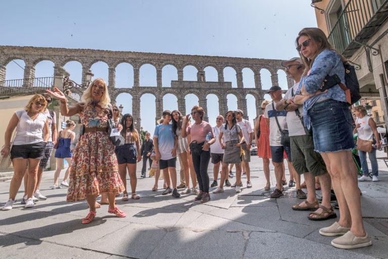 Segovia mira al turismo familiar con sus nuevas visitas guiadas