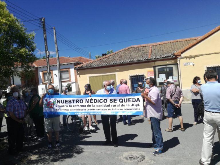 Marugán solicita la reapertura inmediata del consultorio médico
