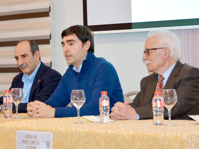 Arranca la XVIII edición del premio de poesía Jaime Gil de Biedma (Nava de la Asunción)