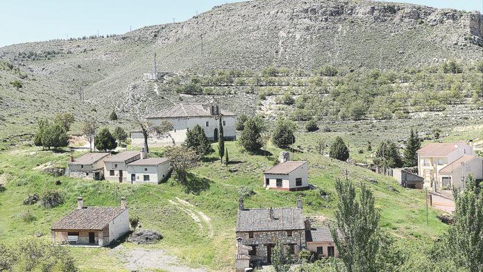 Montejo de la Vega de la Serrezuela.