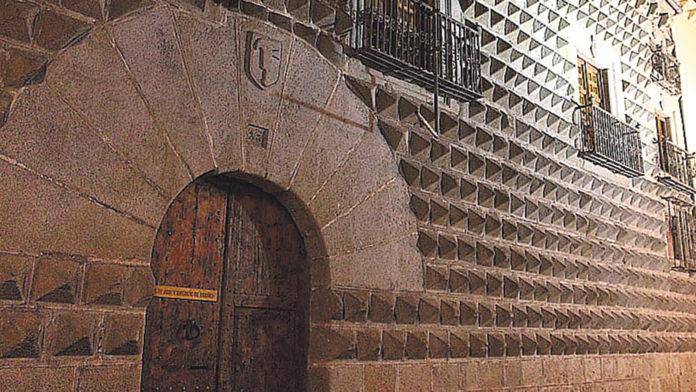 Casa de Alonso González de la Hoz.