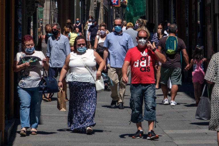 Segovia registra un nuevo contagiado por Covid-19
