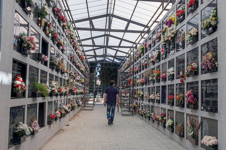 Segovia recupera la mortalidad de los meses sin el Covid-19