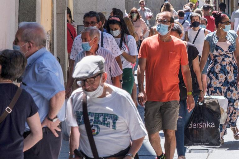 Segovia registra un nuevo contagio por Covid-19