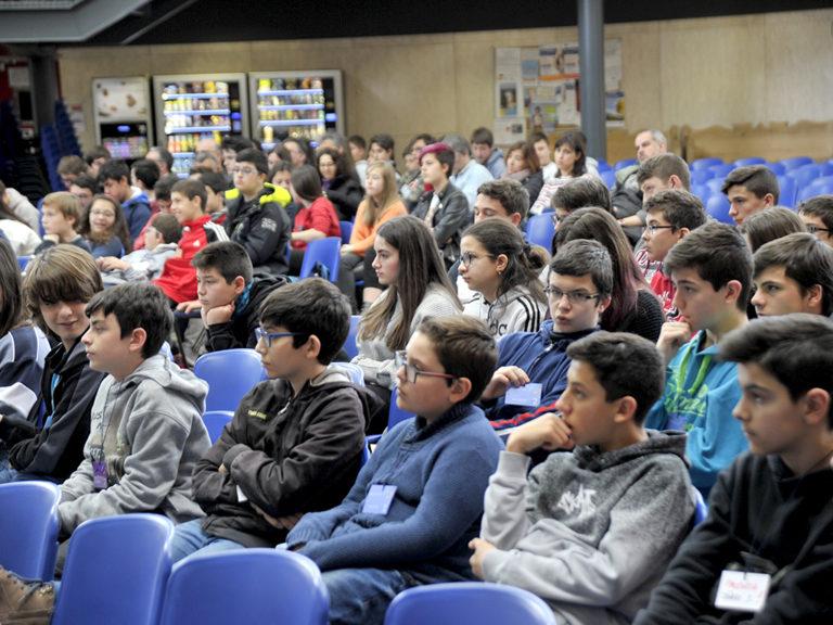 La prueba del programa de Talento Matemático pasa al nuevo curso