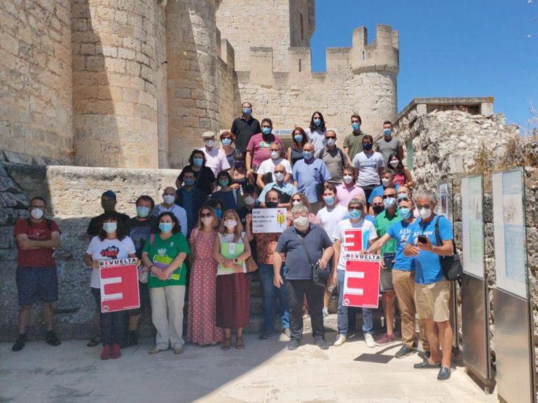 Segovia tiene voz en el grupo regional 'España Vaciada'