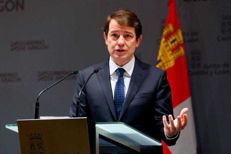 """Mañueco, sobre Rajoy y la operación Kitchen: """"Es mi amigo y confío en él"""""""