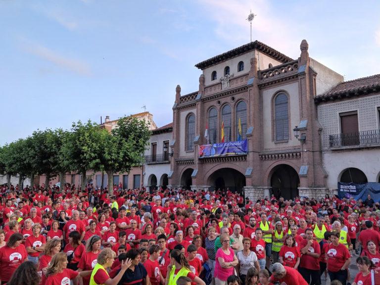 'Los Azafranales' crea un concurso por la Marcha de la Luna Llena de Coca