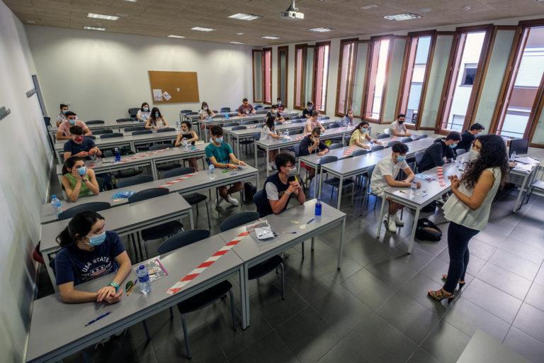 Evaluación del Bachillerato para el Acceso a la Universidad (EBAU) 2020