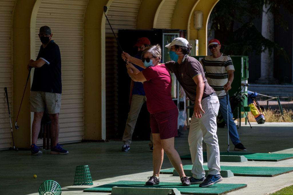 Abre la escuela provincial de golf