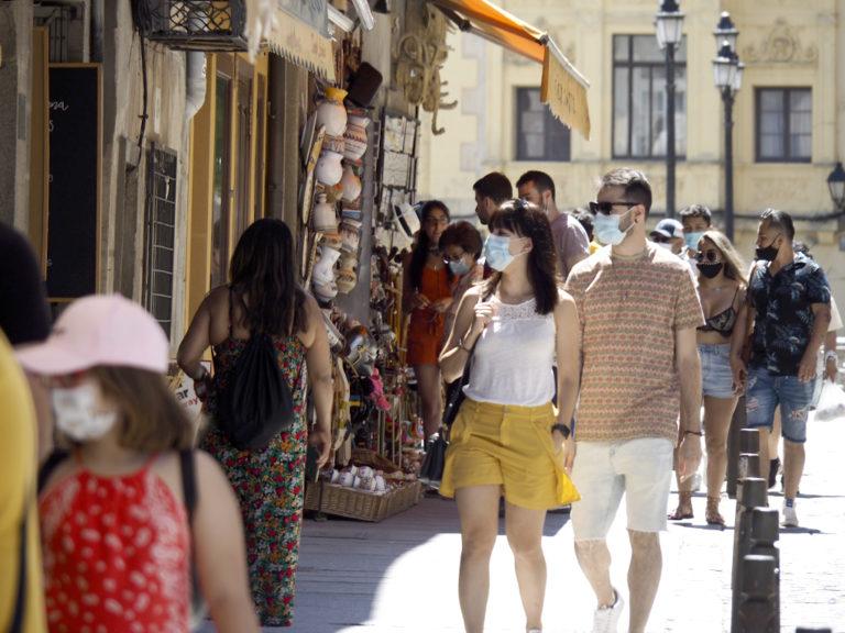 El turismo toma impulso
