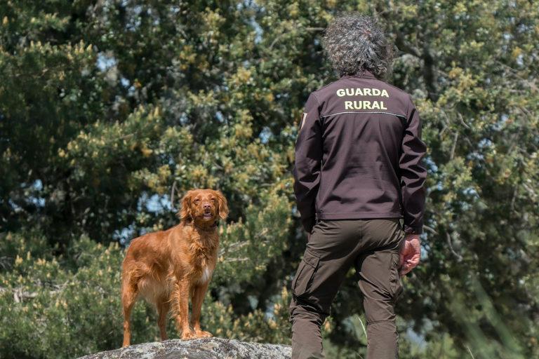 El Colectivo Azálvaro de El Espinar contará con una patrulla canina