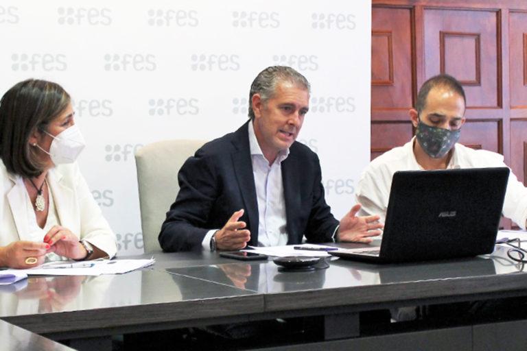 FES ofrece su ayuda a los empresarios de los municipios confinados