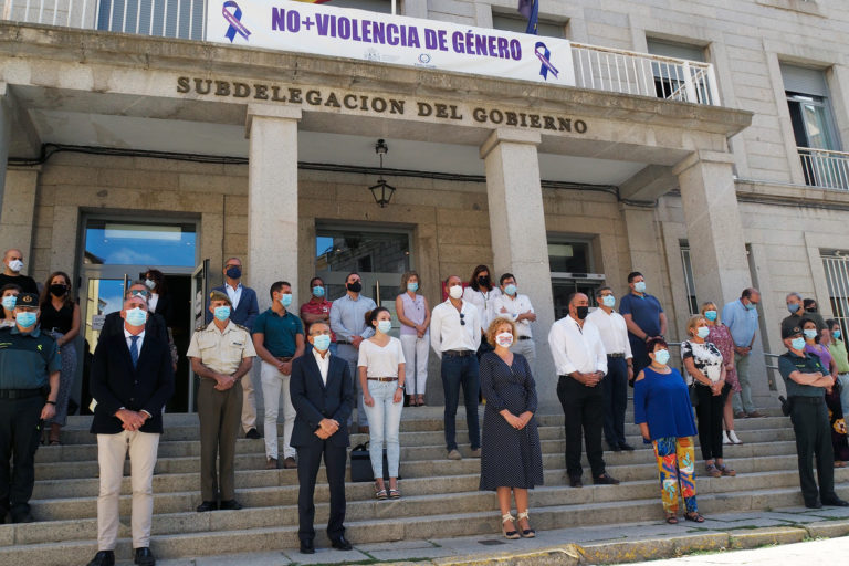 Concentración institucional contra la violencia de género