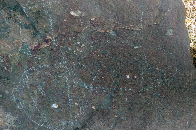 Denuncian un ataque al dolmen de Santa Inés en Bernardos
