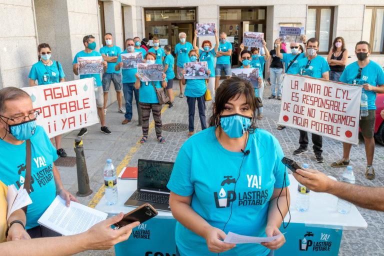 'Lastras Potable Ya' exige un compromiso firme de la Junta