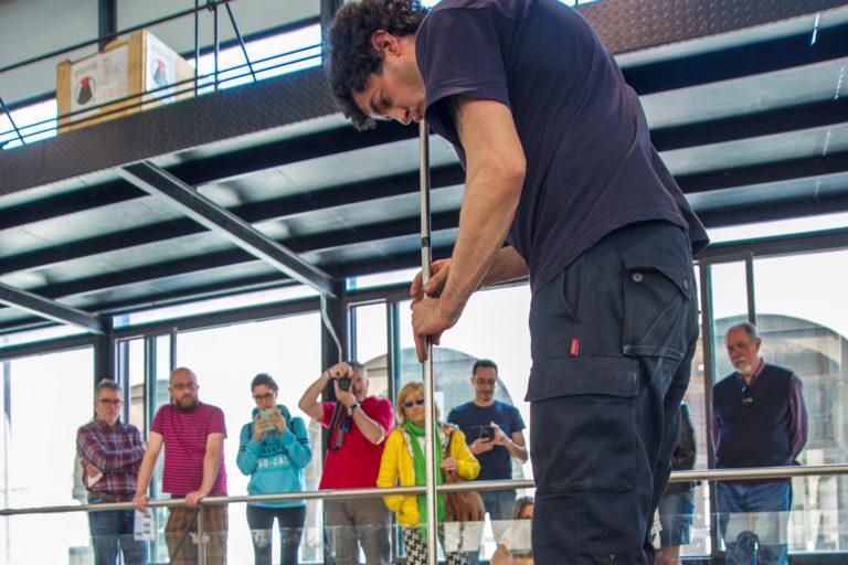 La técnica del vidrio soplado, en el camino a patrimonio cultural inmaterial
