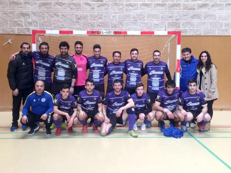 El C.D. Sporting Nava se asocia al C.D. Nieva Futsal
